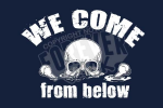 We come Submarines tee